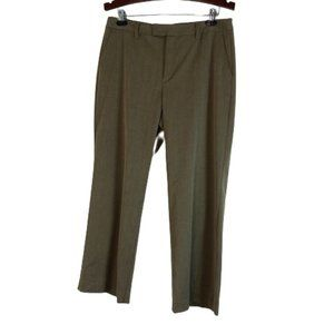 Old Navy Womens Dress Pants Brown Size 14